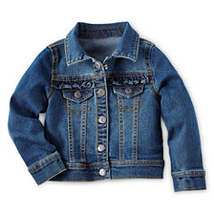 Arizona Denim Jacket - Girls 2t-5t