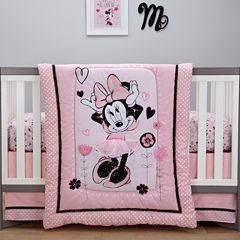Crown Crafts Disney 3-pc. Crib Bedding Set
