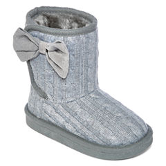 Okie Dokie Girls Winter Boots - Toddler