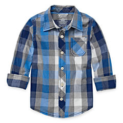 Arizona Long-Sleeve Woven Shirt - Toddler 2T-5T