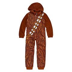 Chewy Union Suit Boys- Preschool