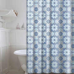 Peva Esha 13-pc. Shower Curtain Set