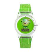Girls Multicolor Strap Watch-Kin4027jc