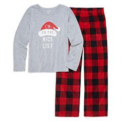 North Pole Trading Co. Family Pajamas 2-pc. Pant Pajama Set Girls