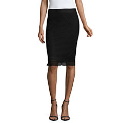 Liz Claiborne Flared Skirt