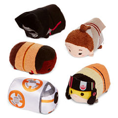 Disney Collection Mini Star Wars The Force Awakens Tsum Tsum Plush