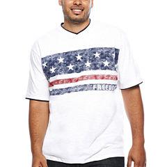 Lee® Short-Sleeve Freedom Tee - Big & Tall