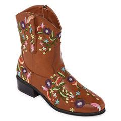2 Lips Too Kick Womens Cowboy Boots