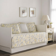 Laura Ashley Joy 5-pc. Floral Daybed Cover Set