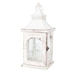Personalized Rustic Centerpiece Lantern
