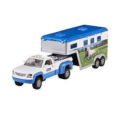 Breyer Stablemates Truck And Gooseneck Doll Accessory