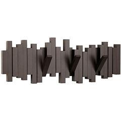 Umbra® Sticks 5-Hook Molded Wall Organizer
