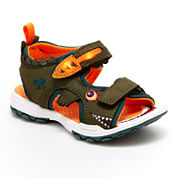 Carter's® Boys Greenex Sandals - Toddler