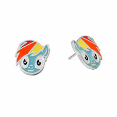 My Little Pony Sterling Silver Stud Earrings