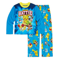 Pokémon 2-pc.Pajama Set - Boys 4-10