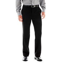 JF J. Ferrar® Stretch Gabardine Suit Pants - Slim Fit