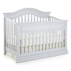 Savanna Tori Convertible Crib - Light Gray
