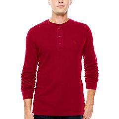 U.S. Polo Assn.® Long-Sleeve Thermal Henley