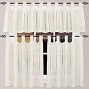 Park B. Smith Eyelet Kitchen Curtains