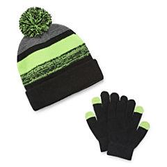 Weatherproof Boys Beanie Hat