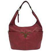 St. John's Bay® Studded Hobo Bag