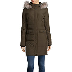 Free Country® Long Puffer Coat