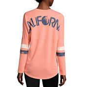 Long-Sleeve Sorority Tee