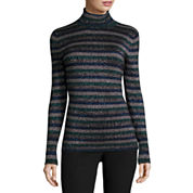 Worthington® Long-Sleeve Turtleneck Sweater
