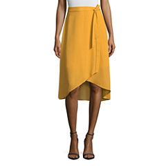 Worthington A-Line Skirt