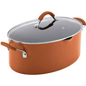 Rachael Ray® Cucina 8-qt. Oval Pasta Pot