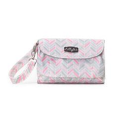 LillyBit Chevron Diaper Bag