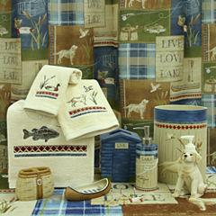 Bacova Guild Live Love Lake Bath Collection