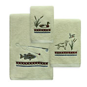 Bacova Guild Live Love Lake Bath Towel Collection