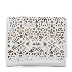 Mundi Anna Trifold Perforated RFID Blocking Wallet