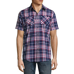 Akademiks Button-Front Shirt