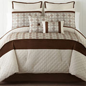 Roundabout 6-pc. Comforter Set