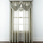 Liz Claiborne® Giselle Floral Window Treatments