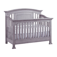 Medford 4 -in -1 Convertible Crib - Vintage Gray