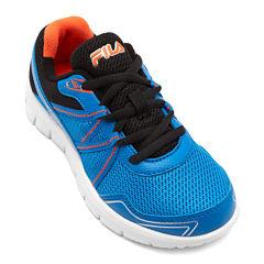 Fila® Fiction Boys Running Shoes - Big Kids