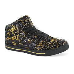 Gotta Flurt Hip Hop II Sequin Sneakers
