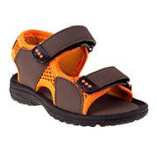 Rugged Bear Boys River Sandals - Toddler