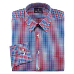 Stafford® Travel Performance Long-Sleeve Dress Shirt