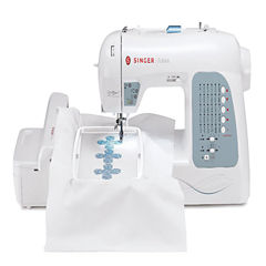 Singer Futura Sewing Embroidery Machine
