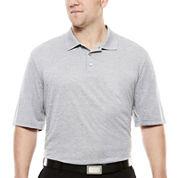 Haggar® Short-Sleeve Polo - Big & Tall