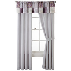 Home Expressions™ Leana 2-Pack Curtain Panels