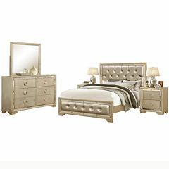 Beverly 5-pc. Bedroom Set