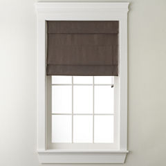 JCPenney Home™ Custom Textured Roman Shade