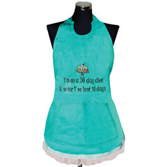 Women's I'm on a Diet Apron
