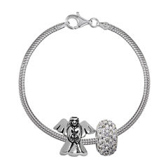Forever Moments™ 3-pc. Bracelet and Bead Set