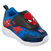 Marvel® Spider-Man Boys Athletic Sneakers - Toddler